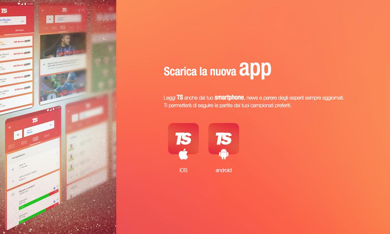 Ts lancia una app per cambiare il modo di fare comunicazione nel.